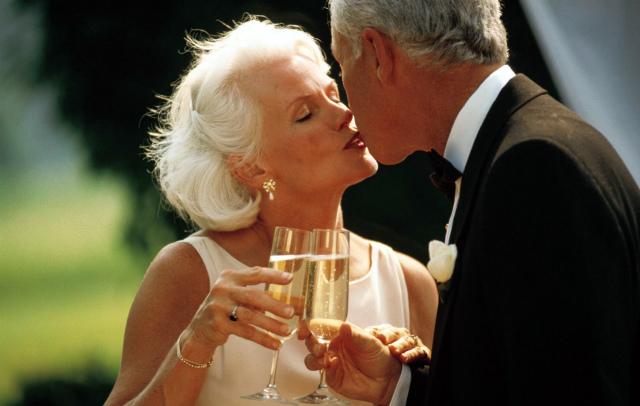 Вместе до бриллиантовой свадьбы