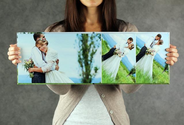 Подарок мужу на годовщину свадьбы - фотокнига