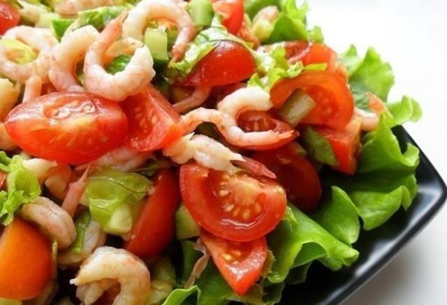 Салат Легкость