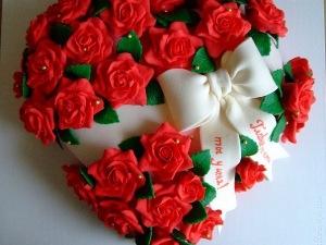 Торт на годовщину свадьбы родителей