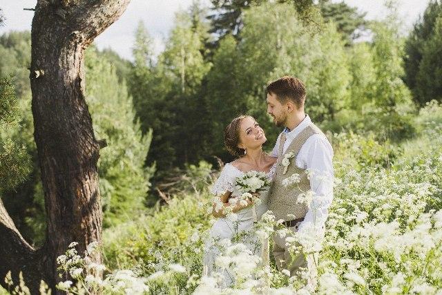 Четвертая годовщина свадьбы