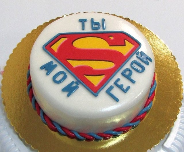 Торт в подарок мужчине