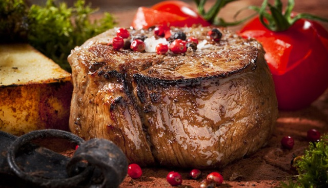 Эксклюзивное мясное блюдо в подарок мужчине