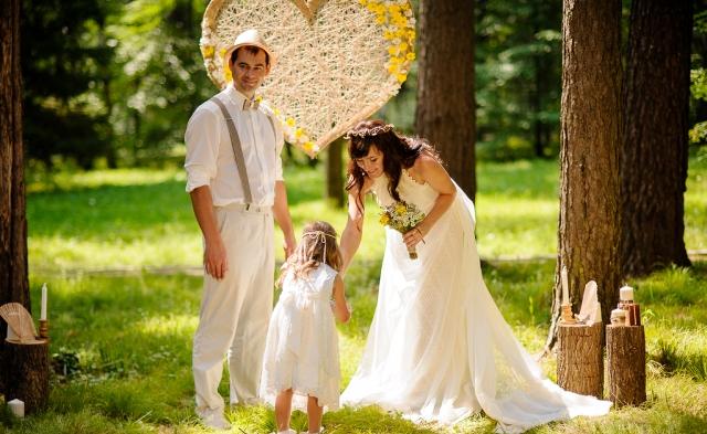 Крепкий брак после пяти лет вместе