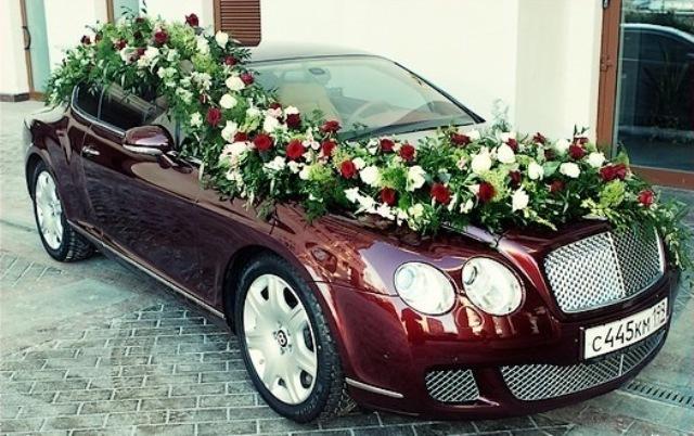 Автомобиль в подарок девушке