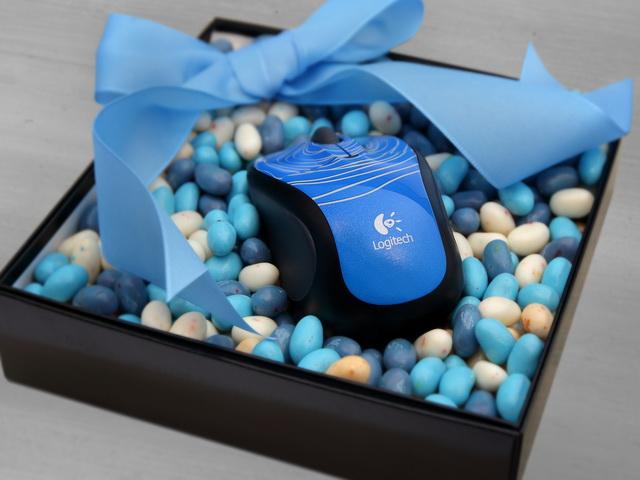 Беспроводная мышка в подарок