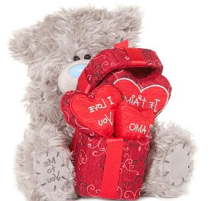 Романтические подарки для девушки