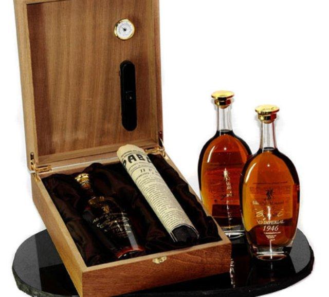 Элитный алкоголь в подарок руководителю на 23 февраля