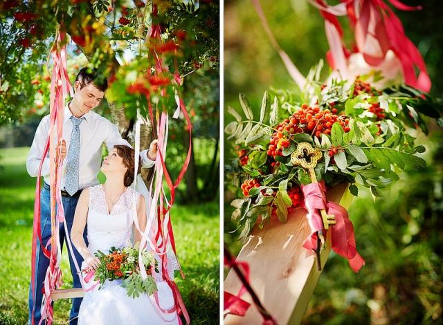 Рябиновая свадьба