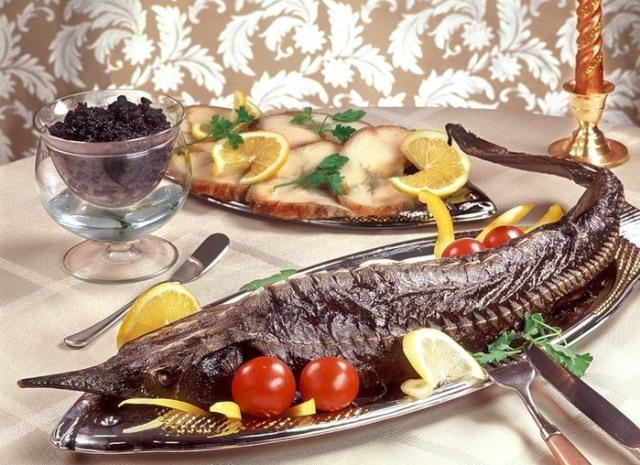 Рыбный монашеский стол