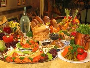 Жестяная свадьба кулинарные традиции