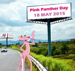 Королевство любви и праздник розовой пантеры