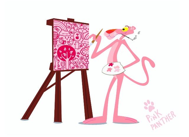 Мир в розовых красках