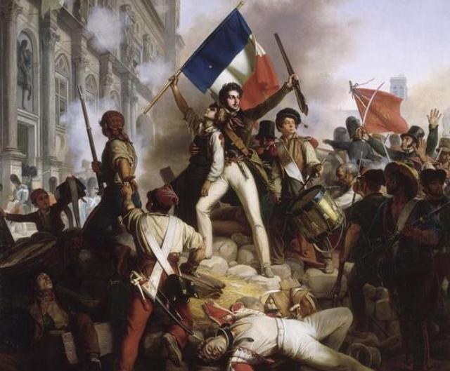 Французские революционеры