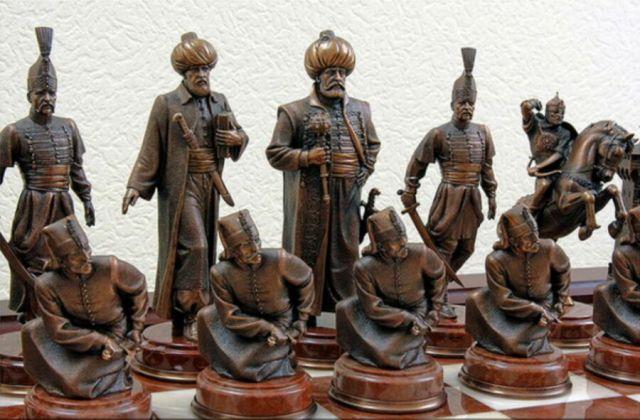 Индийские шахматы
