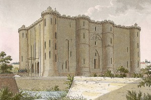 Крепость Бастилия
