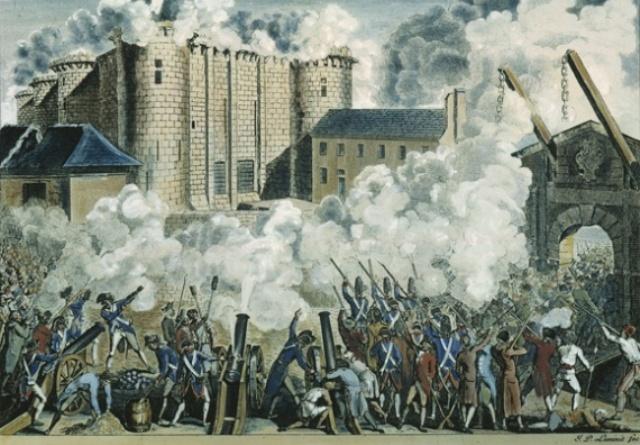 Штурм Бастилии