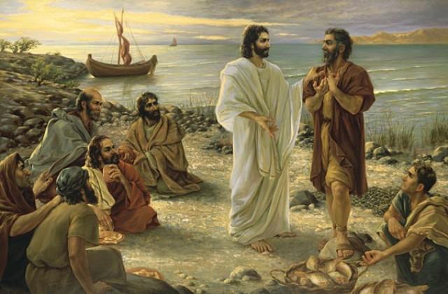 Святой Петр