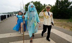 День Нептуна история праздника