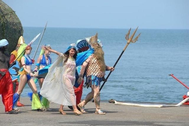 Фестиваль Нептуна