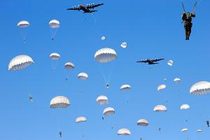 История парашюта