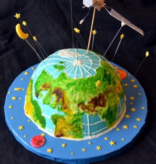 Космические торты