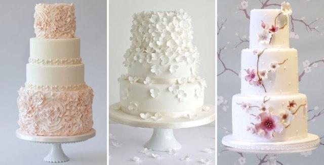 Многоярусный торт