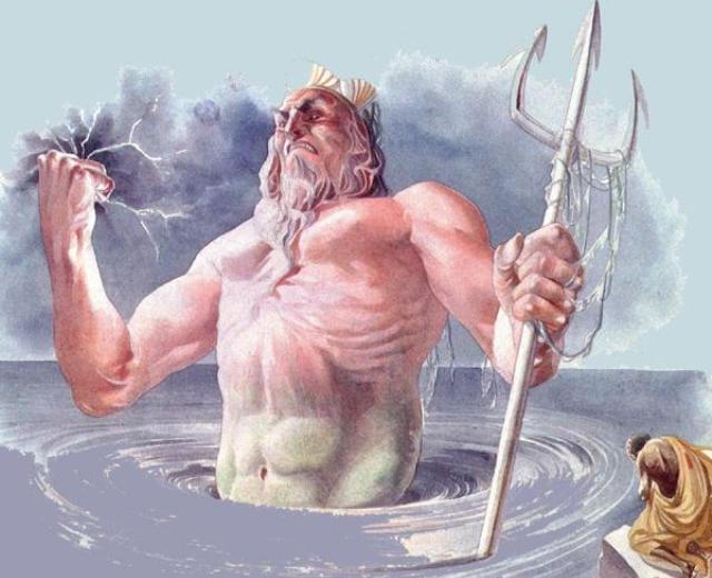 Нептун в Древнем Риме