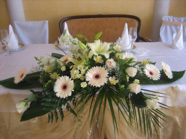 Букет на стальную свадьбу