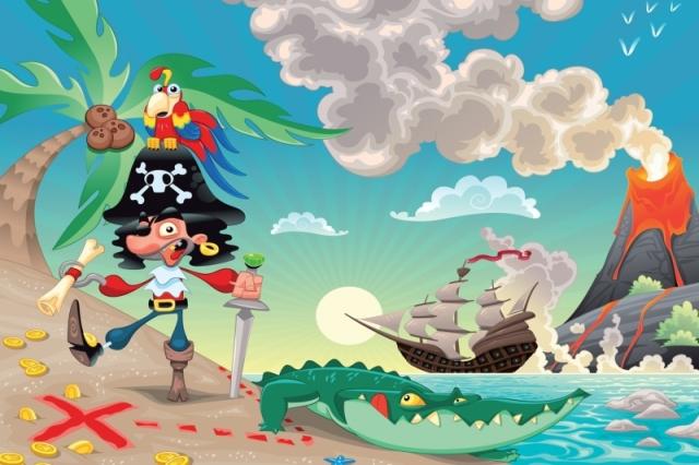 Пиратские кочки