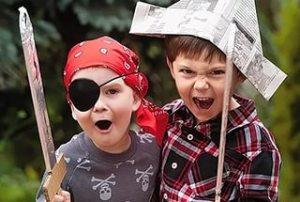 Праздник для детей 2–3 лет