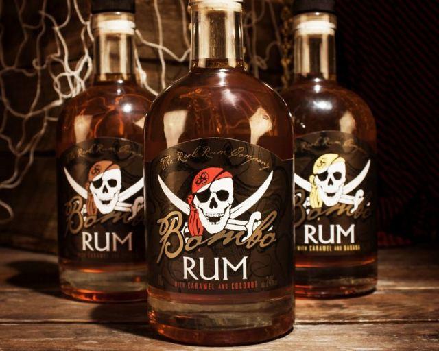 Ром пиратский