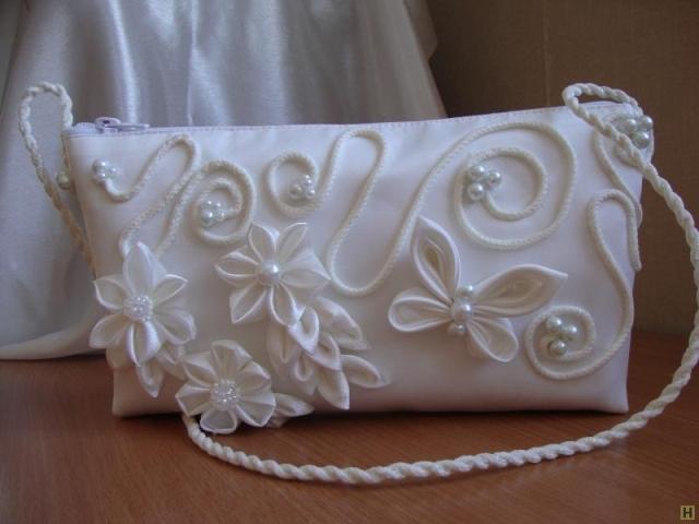Свадебные кошельки, сумки