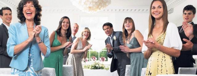 Гости на свадьбе