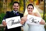 Как отблагодарить родителей на свадьбе?
