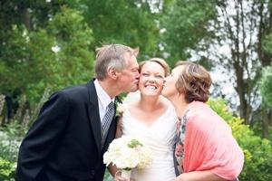 подарок родителям от невесты на свадьбе