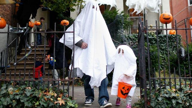 Проведение Хэллоуина