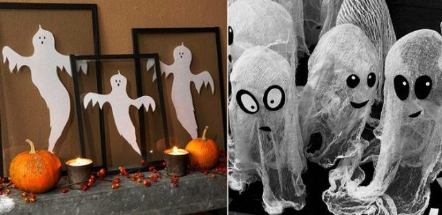 Интересные идеи для Хэллоуина