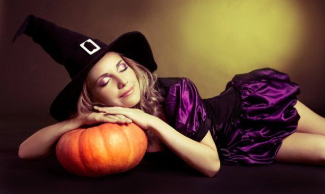 Хэллоуин гадание на письмо и сон