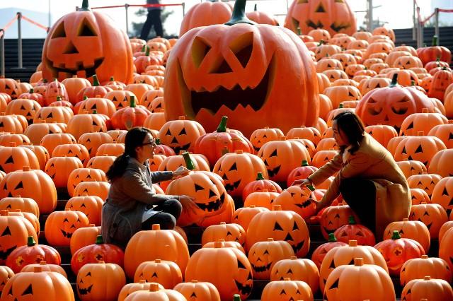 Хэллоуин праздник урожая