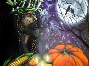 Хэллоуин: традиции кельтов