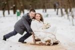 Свадьба в декабре: идеи и решения