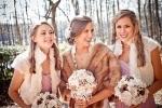 Что одеть на свадьбу в ноябре?