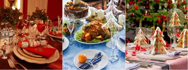 Как красиво сервировать стол на Новый Год