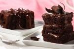 Шоколадное безумие: новогодние торты