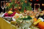 Что поставить на Новогодний стол?