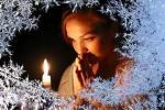 Гадания в ночь на Рождество