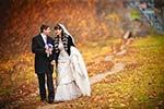 Свадьба в ноябре: приметы и советы