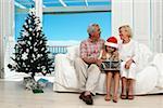 Подарки для внуков на Рождество