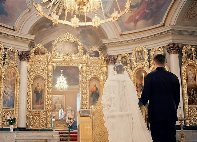 Свадьба в декабре
